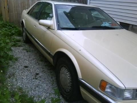 1993 Cadillac Seville  in Back Sapphire