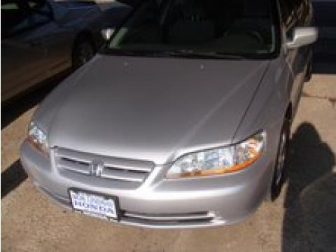 2002 Honda Accord EX Sedan in Satin Silver Metallic
