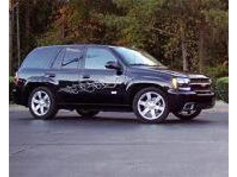 2006 Chevrolet TrailBlazer SS in Black