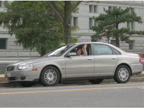 2004 Volvo S80 2.9 in Moondust Metallic