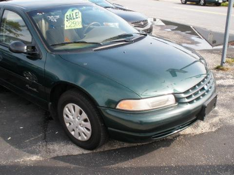 1998 Plymouth Breeze  in Forest Green Pearl