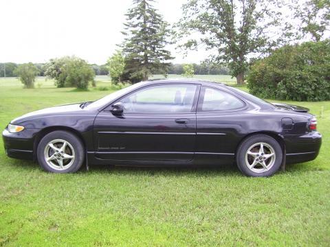 1999 Pontiac Grand Prix GT Coupe in Black