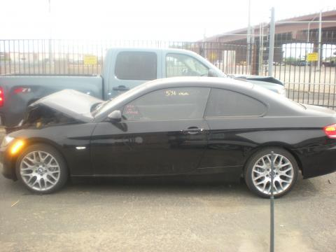 2009 BMW 3 Series 328i Coupe in Jet Black