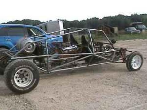2006 Custom Tube Frame Mid Engine Sand Rail in None