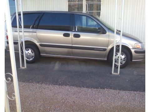 1997 Chevrolet Venture Extended in Sandrift Metallic