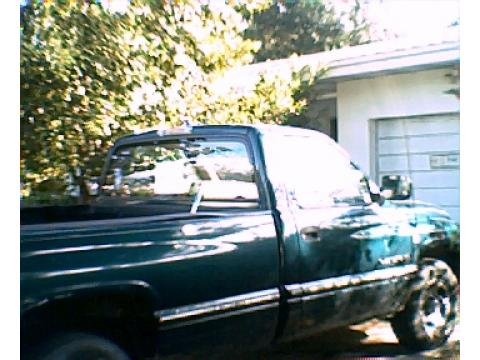 1995 Dodge Ram 1500 Regular Cab in Emerald Green Metallic