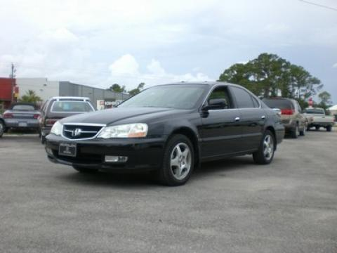 2003 Acura TL 3.2 in Anthracite Metallic