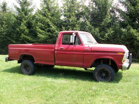 1978 Ford F150 4x4 | Archived | FreeRevs.com - Used Cars and Trucks