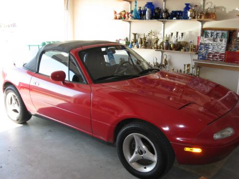 1992 Mazda Mx5 Workshop Manual