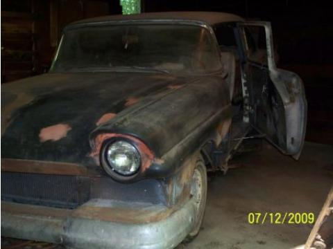 1957 Ford Custom 300 2 Door Sedan in Primer