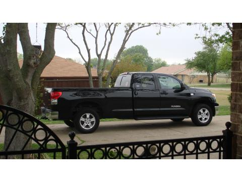 2007 Toyota Tundra SR5 Double Cab in Black
