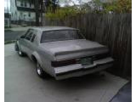 1986 Buick Regal  in Silver
