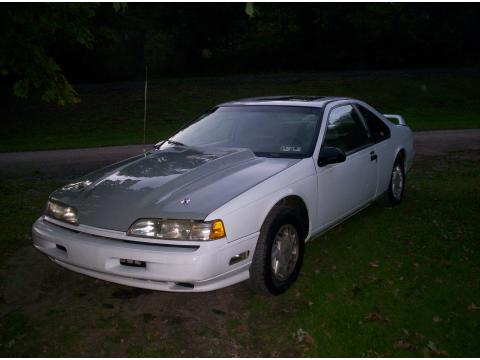 1992 Ford Thunderbird LX in Oxford White