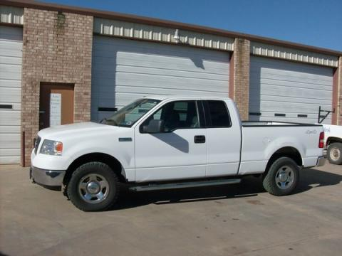 2006 Ford F150 SuperCab 4x4 in Oxford White