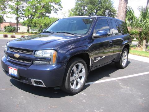 2007 Chevrolet TrailBlazer SS 4x4 in Imperial Blue Metallic
