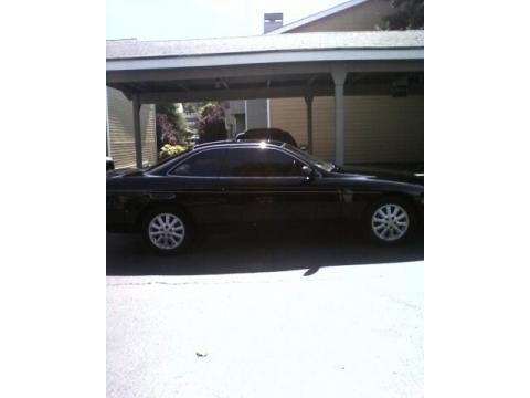 1992 Lexus SC 400 in Black