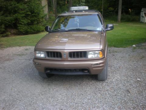 1997 Oldsmobile Bravada AWD in Smokey Caramel Metallic
