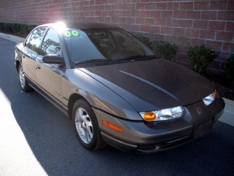 2000 Saturn S Series SL2 Sedan in Gray Bronze