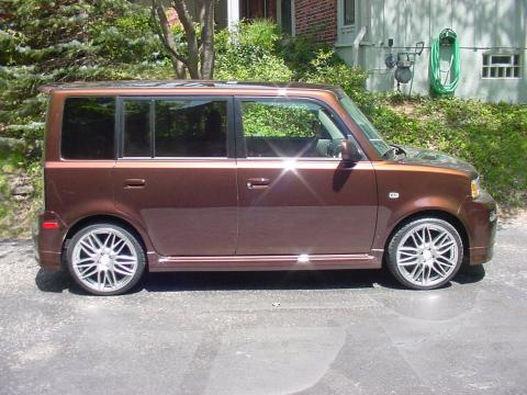 2006 Scion xB Release Series 4.0 in Maziora Torched Penny