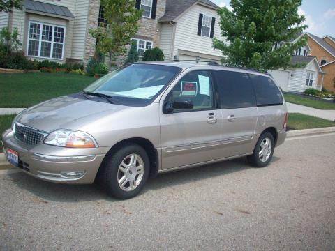 2003 Ford Windstar LE in Sand