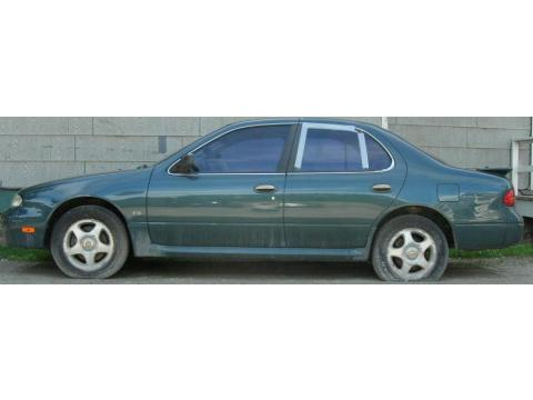 1993 Nissan Altima SE in Green