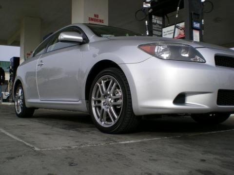 2007 Scion tC  in Classic Silver Metallic