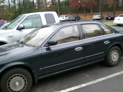 1994 Infiniti Q 45 in Dark Green