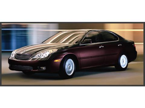2003 Lexus ES 300 in Black Garnet Pearl