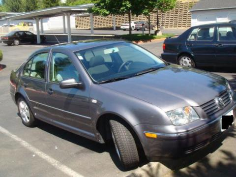 2005 Volkswagen Jetta GLS TDI Sedan in Platinum Grey Metallic