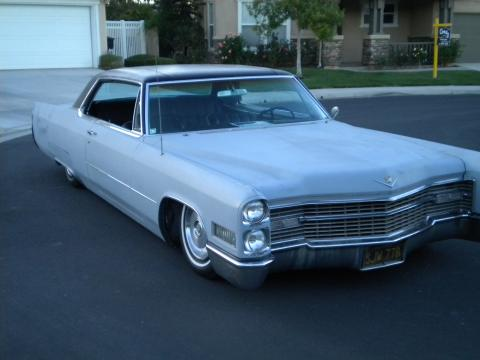 1966 Cadillac Coupe de Ville Hardtop in Primer