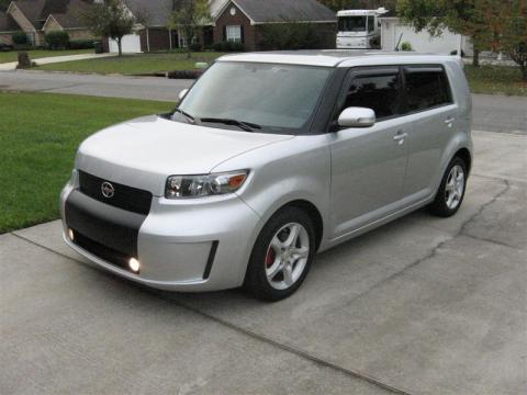 2008 Scion xB  in Classic Silver Metallic