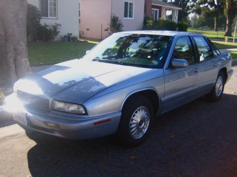 1996 Buick Regal Sedan in Light Blue