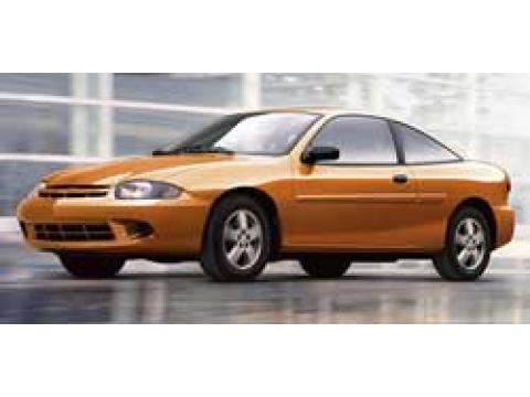 2004 Chevrolet Cavalier Coupe in Victory Red