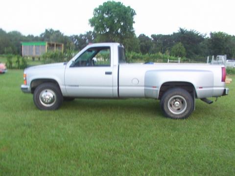 1994 Chevrolet Silverado 3500 in Silver