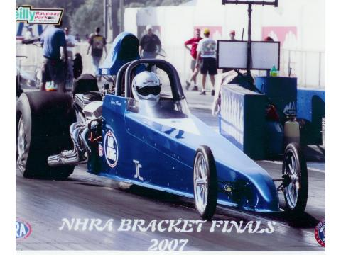 2007 JC Cars Dragster 235