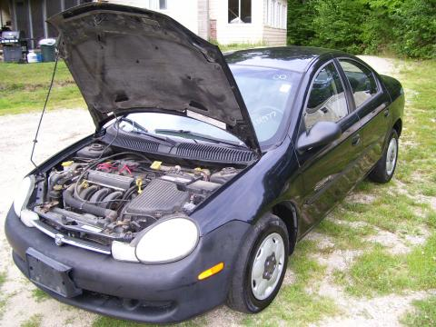 2000 Dodge Neon ES in Black