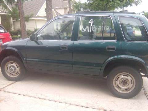 2000 Kia Sportage  in Evergreen Green
