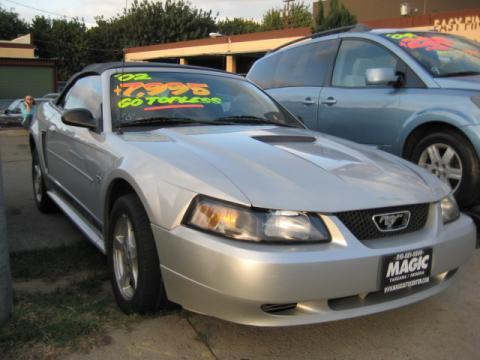 2002 Mustang V6 >> 2002 Ford Mustang V6 Convertible Archived Freerevs Com