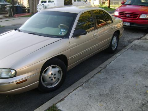 1998 Chevrolet Lumina  in Light Driftwood Metallic