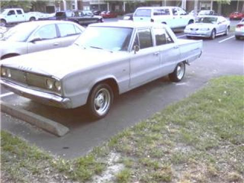 1967 Dodge Coronet  in Primer Gray