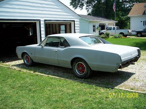 1966 Oldsmobile Cutlass F-85 Deluxe in Unfinished