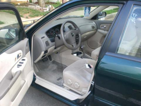 2002 Mazda Protege LX in Bottle Green