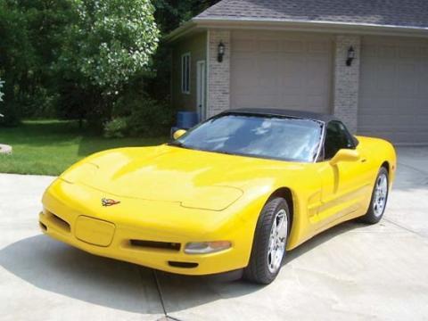 2000 Chevrolet Corvette. 2000 Chevrolet Corvette