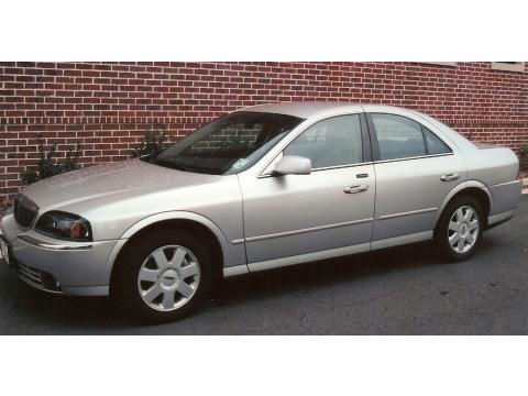 2003 Lincoln LS V6 in Silver Birch Metallic
