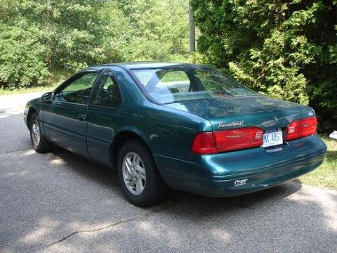 1996 Ford Thunderbird LX in Green