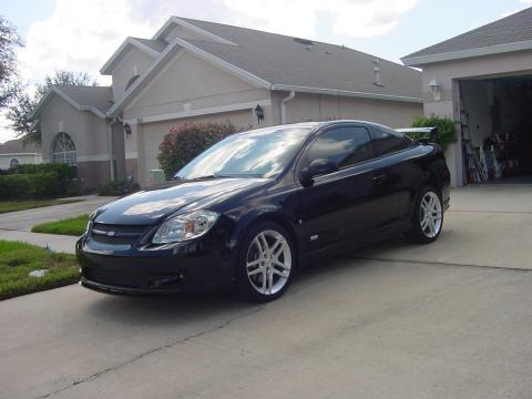 2008 Chevrolet Cobalt SS Coupe in Black