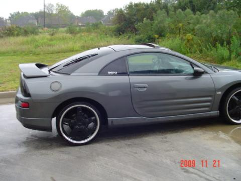 2003 Mitsubishi Eclipse GTS Coupe | Archived | FreeRevs.com - Used