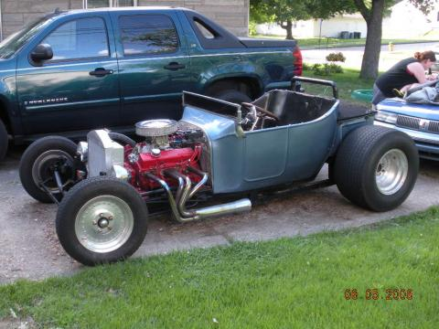 1923 Ford T Bucket  in Blue