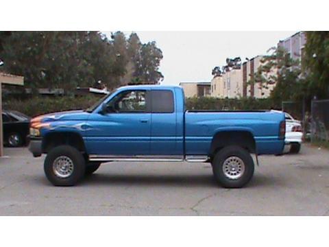 intense blue pearl 1999 dodge