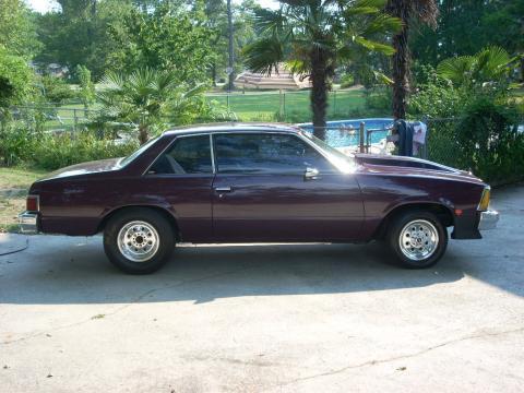 1979 Chevrolet Malibu Coupe in Purple